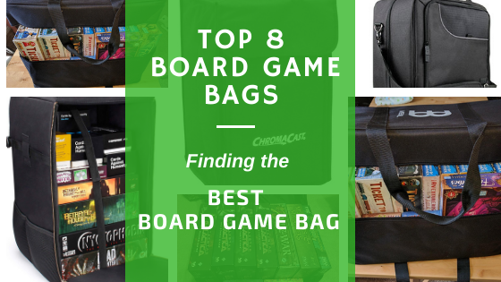board game carrying bag